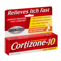 Cortizone-10  Maximum Strength Anti-Itch Ointment