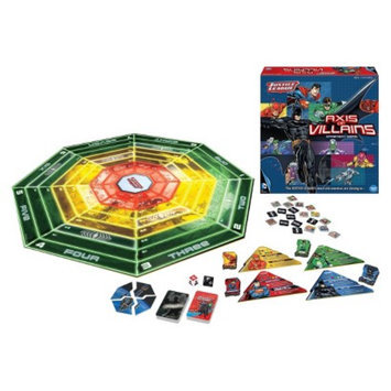 The Wonder Forge Justice League Axis of Villains Strategy Game