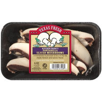Texas Fresh Sliced Portabella Mushrooms, 6 oz