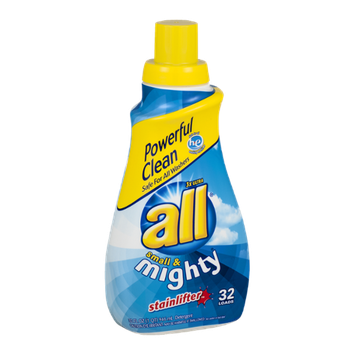 All Small & Mighty Laundry Detergent Stainlifter