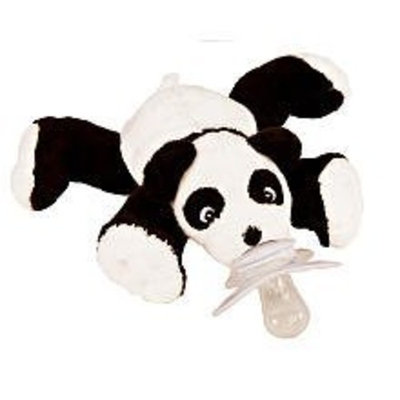Paci Plushies Paisley The Panda Pacifier