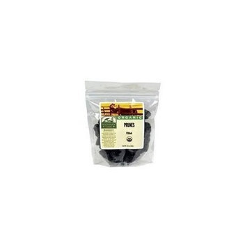 Woodstock Farms Organic Pitted Prunes - 12 oz
