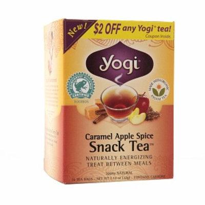 Yogi Tea Herbal Tea Caramel Apple Spice Snack Tea