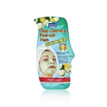 Purederm Botanical Choice Deep Cleansing Peel-Off Mask - Cucumber 10ml/0.3oz by Purederm