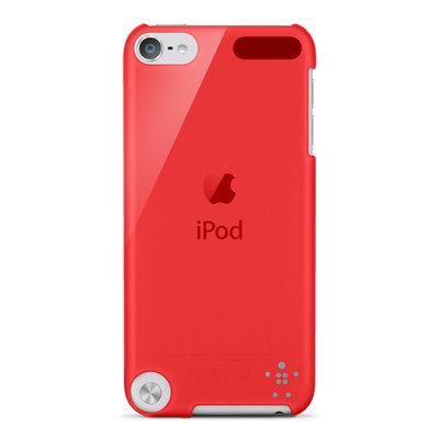 Belkin Shield Sheer Case for iPod touch(r) 5G (Ruby)
