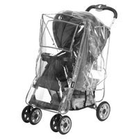 Jeep HIS Juveniles Premium Stroller Weather Shield