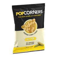 PopCorners Popped Corn Chips Butter