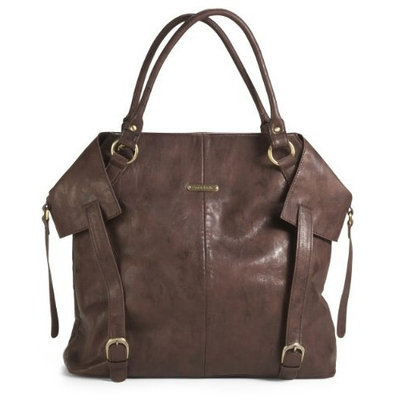 Timi And Leslie timi & leslie Charlie Diaper Bag, Cocoa Brown (Discontinued by Manufacturer)