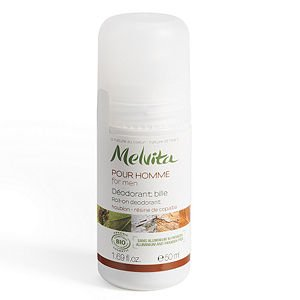 Melvita POUR HOMME Roll-on Deodorant - MEN
