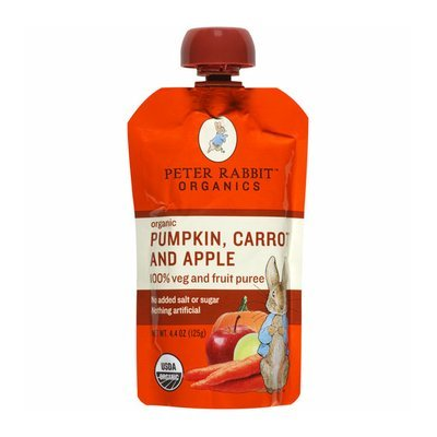 Peter Rabbit Organics Pumpkin