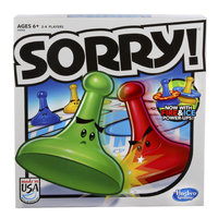 Hasbro HASBRO Sorry! 2013 Edition Game - HASBRO, INC.