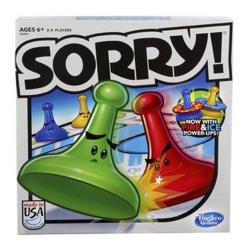 Hasbro HASBRO Sorry! 2013 Edition Game - HASBRO, INC.
