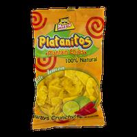 Mayte Platanitos Plantain Chips Chile-Lemon