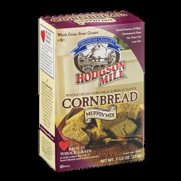 Hodgson Mill Whole Grain Cornbread and Muffin Mix