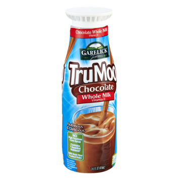 Garelick Farms TruMoo Chocolate Whole Milk