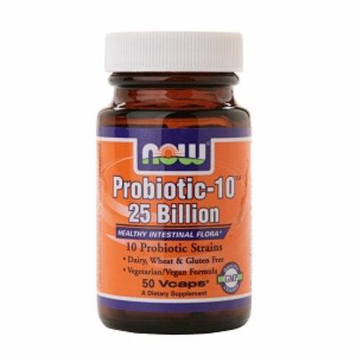 NOW Foods Probiotic-10 25 Billion