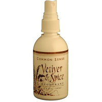 Common Sense Farm Vetiver & Spice Deodorant