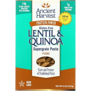 Ancient Harvest PASTA, LENTL & QUIN PENNE, GF, (Pack of 6)