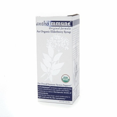 Maine Medicinals Inc. Organic Elderberry Syrup