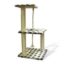 Pit Bull Pet Cat Tree Condo House Scratcher Post Furniture