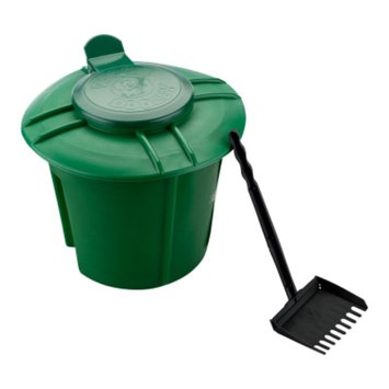 Heuter Toledo Doggie Dooley Pet Waste Composter