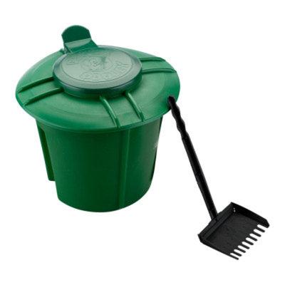Heuter Toledo Doggie Dooley Pet Waste Composter