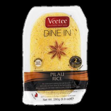 Veetee Dine In Pilau Rice