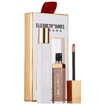 Elizabeth and James Nirvana White Rollerball & Lip Set
