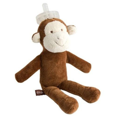 Pacimals Pacipals Huggable Pacifier (Ooie the Monkey) -- NEW PACKAGING, SAME GREAT PRODUCT