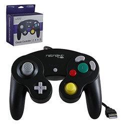 Retrolink GameCube Style USB Wired Controller - Black