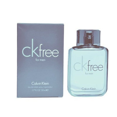 Calvin Klein CK Free Eau De Toilette Spray - 50ml/1.7oz