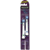 Reach Power Brush 2 Replacement Heads (Pack of 2)