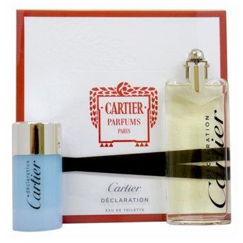 Cartier Declaration Gift Set for Men, 2 Piece, 1 set