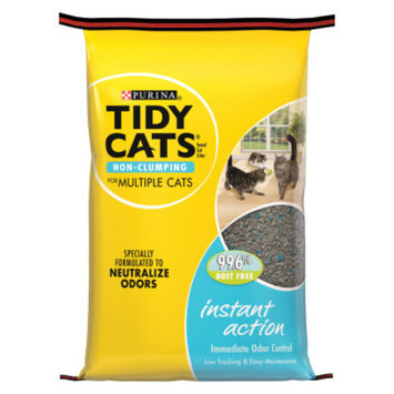 PurinaA TIDY CATS Non-Clumping Cat Litter