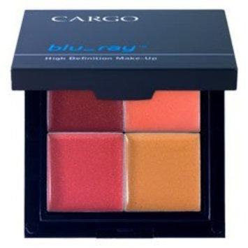 CARGO blu_ray Lip Gloss Palette, 1 set