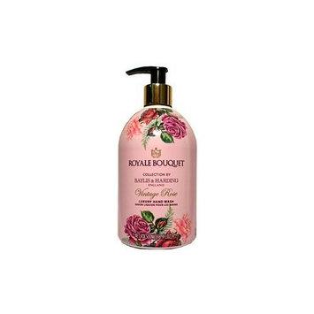 Baylis & Harding Royale Bouquet Rose and Honeysuckle Luxury Hand Wash 16.9 Fl. Oz. (Made in England)