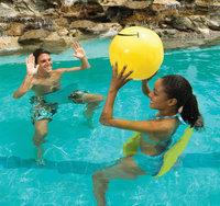 Aqua Cell Aqua Saddle Pool Float - Lime