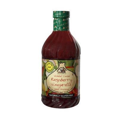 Virginia Brand Vidalia Onion Raspberry Vinegarette, 33.81-Ounce (Pack of 4)