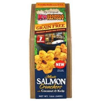 K9 Granola Crunchers Grain Free Atlantic Salmon Dog Treat