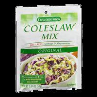 Concord Foods Coleslaw Mix Original