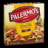 Palermo's Primo Thin Ultra Thin Crust Supreme Pizza