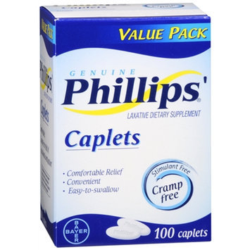 Phillips Laxative Dietary Supplement