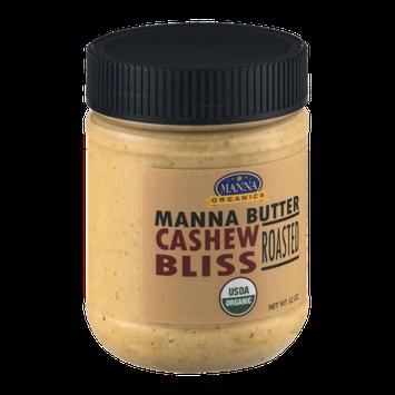 Manna Organics Manna Butter Roasted Cashew Bliss