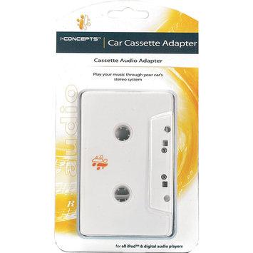 Sakar International, Inc. iConcepts Cassette Adapter for iPod - SAKAR INTERNATIONAL, INC.