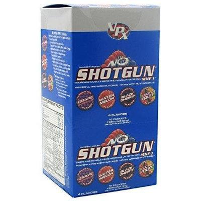 VPX Shotgun Pre Workout 16pk- variety