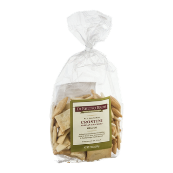 Di Bruno Bros. Crostini Artisan Crackers Olive Oil
