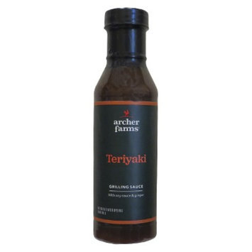 Archer Farms Teriyaki Grilling Sauce - 11.85 oz.