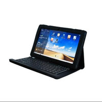 Adesso Compagno 3S - Bluetooth 3.0 Keyboard with Carrying Case for Samsung Slate XE700T1A (WKB-1000SB)