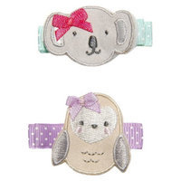 Just One You Made by Carter's Just One YouMade by Carter's Newborn Girls' Owl/Koala Clippies