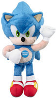 Underground Toys LLC Sonic the Hedgehog 9 inch Plush